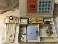 Kenmore Sears Sewing Accessories And Buttonholer In Original Box/Case Vintage
