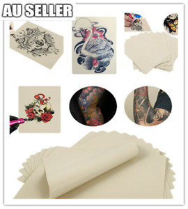 5-100PCS Blank Tattoo Practice Fake Skins Training Tattooing Double Sides