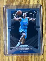 PJ Washington JR 2019-20 Panini Prizm #258 Base Charlotte Hornets NBA 🔥🔥