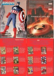 Captain America The Complete Collection Digital Comic (1964-2007)