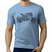 JL Illustration For A MV Agusta Brutale Dragster 800RR Motorbike Fan T-shirt