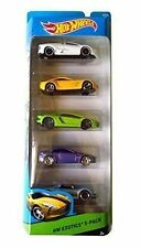 Hot Wheels Exotics Aston Martin Diecast Racing Cars