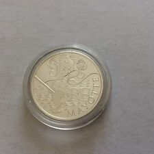 Pièce de 10 € en argent - France Région n° 1 Pavillon 2011 Mayotte