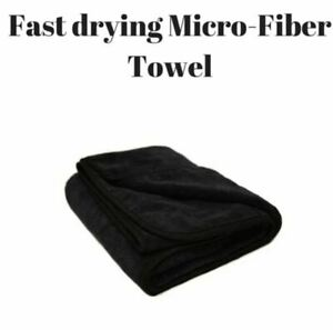 Fast drying Frizz fighting Microfiber towel for curly hair