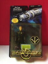 Babylon 5 Psi Cop Alfred Bester With Insignia Patch