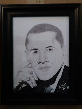 President Obama Picture And Frame