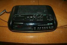 Panasonic FM-AM Dual Alarm Clock Radio (Model RC-6088)
