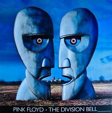 PINK FLOYD: THE DIVISION BELL 1994 Promotional Only Poster~DAVID GILMOUR