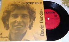 DDR   David Dundas ++   Single Vinyl Polen  tonpress Chrysalis