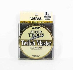 Varivas Super Trout Advance Twitch Master Nylon Line 100m 8lb (5535)