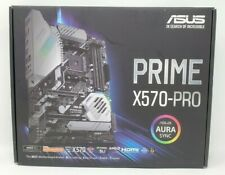 ASUS Prime X570-Pro Ryzen 3 AM4 with PCIe Gen4, Dual M.2, HDMI, SATA 6Gb/s USB 3