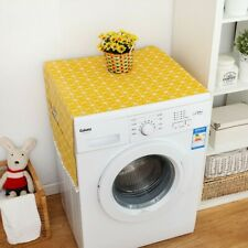 Household Waterproof Washing Machine Refrigerator Dust Cover With Storage Bag