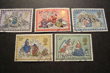 GB 1979 Commemorative Stamps~Christmas~Very Fine Used Set~(ex fdc)UK Seller