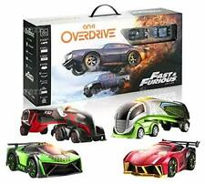Anki Overdrive Starter Kit Remote Racing Cars with Tracks (4 Cars FF Edition)