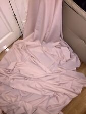 """10 MTR NUDE 100% POLYESTER LINING FABRIC...45"""" WIDE SPECIAL OFFER £15"""