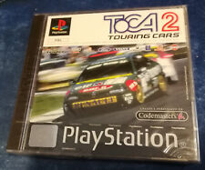Videogame TOCA 2 Touring Cars Playstation 1 PSX PSONE PS1 NEW & SEALED 1st print