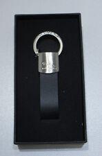 Jaguar Leder Schlüsselanhänger Schlüssel Anhänger schwarz 50JGKR507BKA