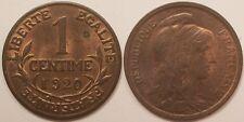 1 Centime Dupuis 1920, SUP !!