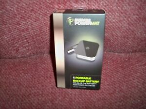 Duracellpowermat GoPower Day Trip 1850 mAh Portable Charger for I Phone 2333A957