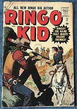 Ringo Kid #17  April 1957  Atlas Western