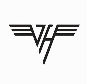 Van Halen Music Band Vinyl Die Cut Car Decal Sticker - FREE SHIPPING