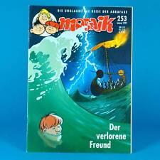 Mosaico Abrafaxe 253 | gennaio 1997 | DDR DA COLLEZIONE b1 | il perduto amico