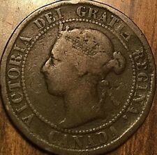 1895? CANADA LARGE CENT LARGE 1 CENT COIN PENNY