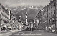 Österreich Innsbruck Tirol Oldtimer Theresienstraße Nordkette