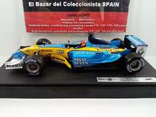 1:18 Renault F1 R23 2003 + M7 Fernando Alonso   - Hot Wheels  -3L 050