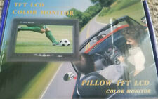 """Pillow 7"""" TFT LCD Color Monitor for Dash Car Truck"""