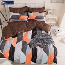 FINDIA Super King Size Bed Duvet/Doona/Quilt Cover Set Brand New