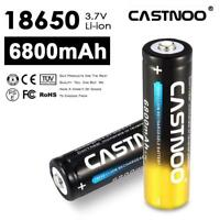 1*18650 Battery For 90000LM XM-L T6 LED USB Headlamp Camping Zoom Headlight MT