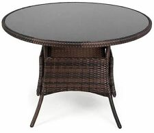 Unbranded Round Up to 4 Seats Garden & Patio Tables