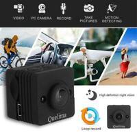 Quelima SQ12 1080P FHD Night Vision WiFi Car DVR Camera Dash Cam Mini Sports DV