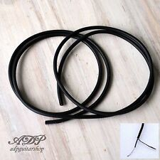 2x1m CABLAGE BLINDE INTERNE GUITAR 1xconductor dia.3mm Shielded Cable Wire EWIX2