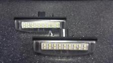 LEXUS IS200 (99-05) 18 LED SMD NUMBER PLATE REPLACEMENT UNITS 6000K XENON WHITE