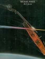 """MICHAEL WHITE - THE X FACTOR 12"""" LP (L2906)"""