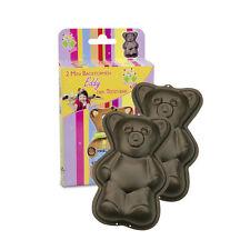 KIDS Backform – Eddy der Teddybär – Mini – 2 Stück