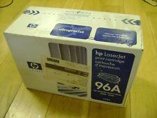 HP C4096A Genuine HP LaserJet Print Cartridge / Toner Cartridge for 2100 & 2200