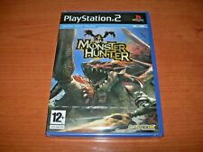 MONSTER HUNTER PS2 (PAL ESPAÑA - ITALIA PRECINTADO)