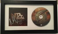 Nita Strauss Signed Controlled Chaos Framed CD Display Guitar w/EXACT PROOF (A)
