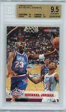 1993-94 Hoops Michael Jordan BGS 9.5 Gem Mint All-Star #257