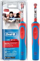 Oral B Elektrische Kinderzahnbürste Stages Power STARWARS CLS