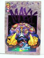 The Maxx #1/2 (1993) Image Comics Wizard Special Sam Kieth! 1st Print! With COA!