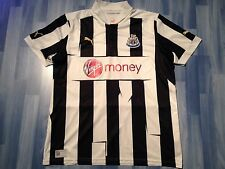 X LARGE Adulti NEWCASTLE UNITED FOOTBALL SHIRT Stagione 2012-2013 Home