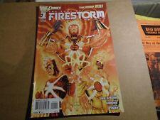 THE FURY OF FIRESTORM #1 New 52 DC Comics 2011 NM