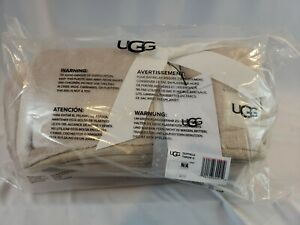 Ugg Australia 50x70 Duffield Throw Beige  1008092 - New in Wraper -Free Shipping