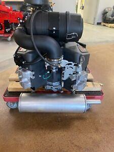 New Kawasaki 27hp Engine FX850V B85891 Lawn mower Engine with EXTRAS