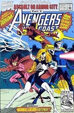 West Coast Avengers Annual # 7 - Comic - 1992 - 9.6