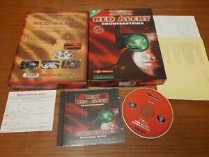 Command & Conquer Red Alert Counterstrike PC BIG BOX